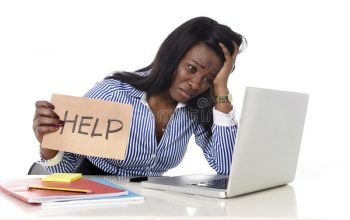 black-african-american-ethnicity-frustrated-woman-working-stress-office-tired-as-secretary-work-desk-computer-50614730